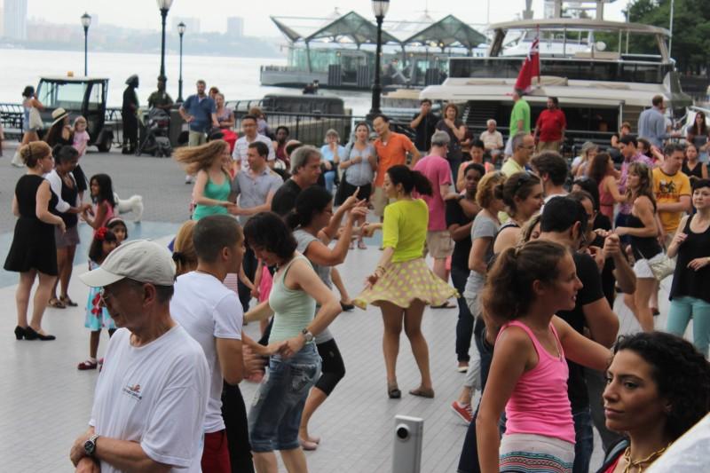 Sambazina – Samba e Forró in New York City