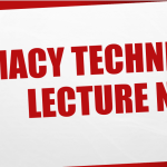Pharmacy Technician 101 Syllabus