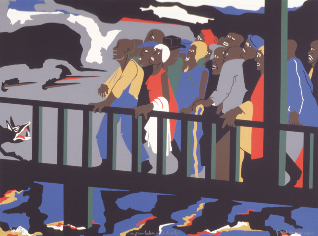 Object of the Week: Confrontation at the Bridge
