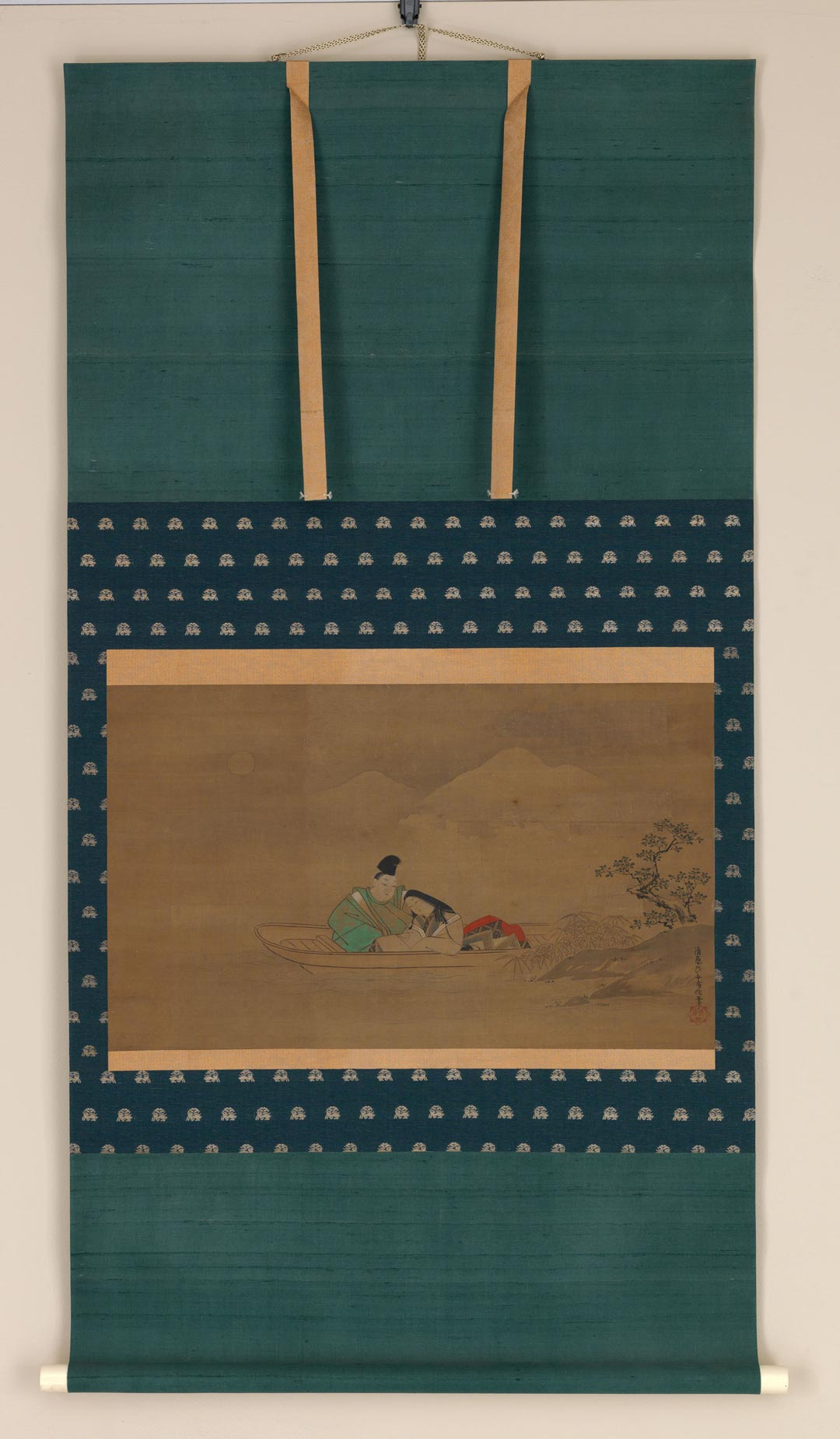 Object of the Week: Hanging Scroll