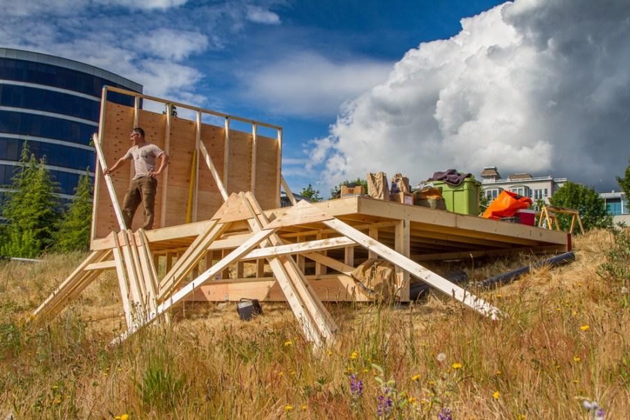 Dan Webb: Break It Down - Olympic Sculpture Park