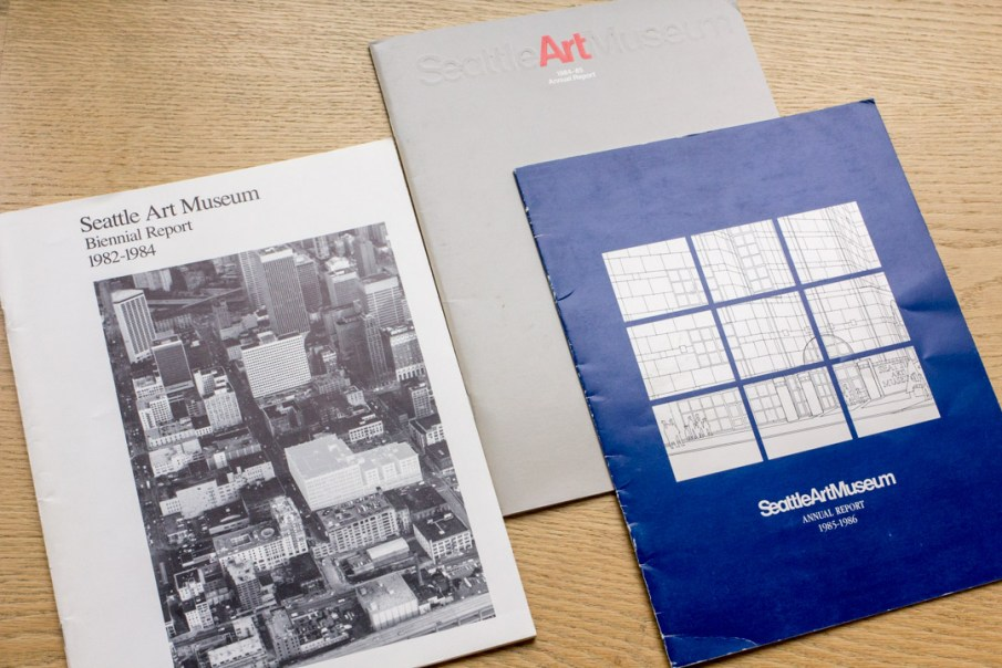 Annual Reports 1980s