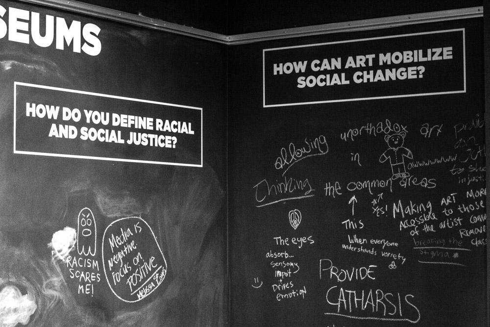 #SAMSpeakUp: RACE, SOCIAL JUSTICE & MUSEUMS