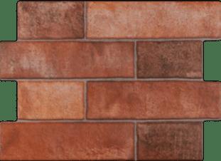Fachaleta Cerámica Brick Mix