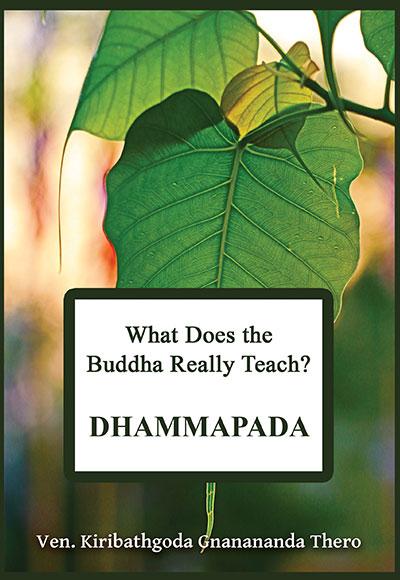 Dhammapada-in-English