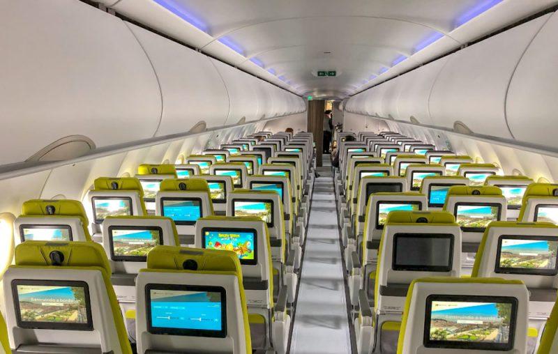 TAP Air Portugal receives first Airbus A321LR