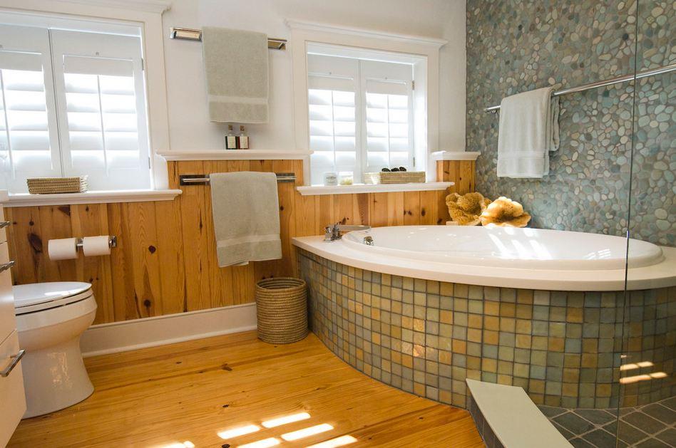 bathroom wood photo design ideas