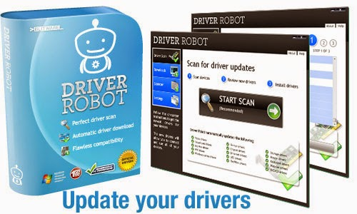 Driver Robot license key