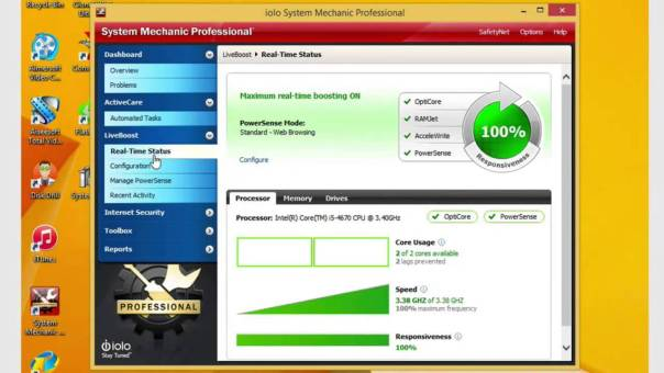 system mechanic pro activation key