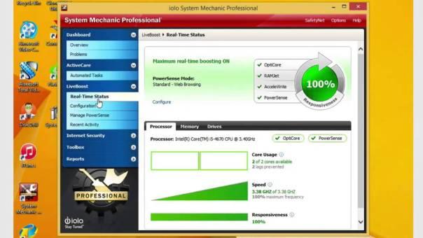 System Mechanic Pro 16 Activation Keys for Lifetime | Sam