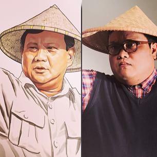 Prabowo and Me