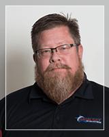 Sand Springs Manager Scott Orr