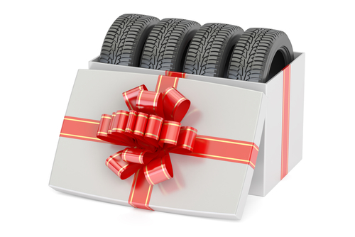 Facebook Tire Giveaway | Same Day Auto Repair