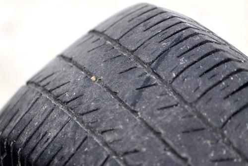 Flat   Tulsa Tires