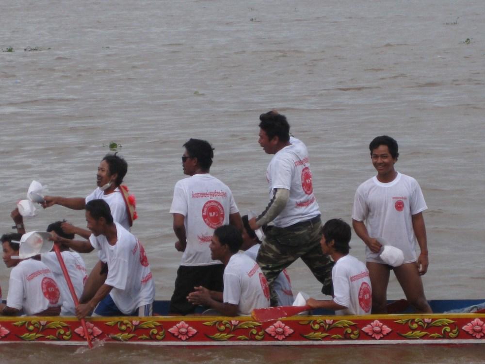 Cambodia's Water Festival (Bonn Om Touk) (5/6)