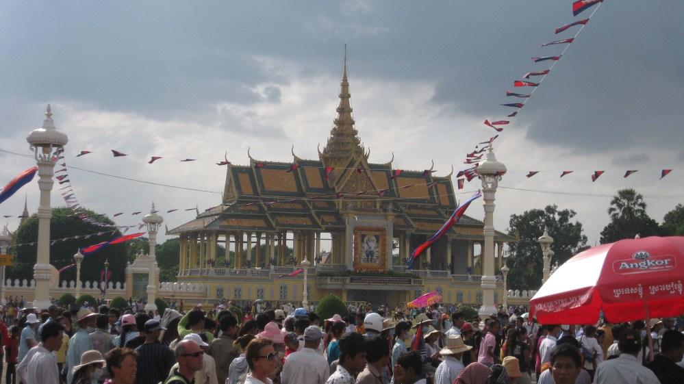 Cambodia's Water Festival (Bonn Om Touk) (1/6)