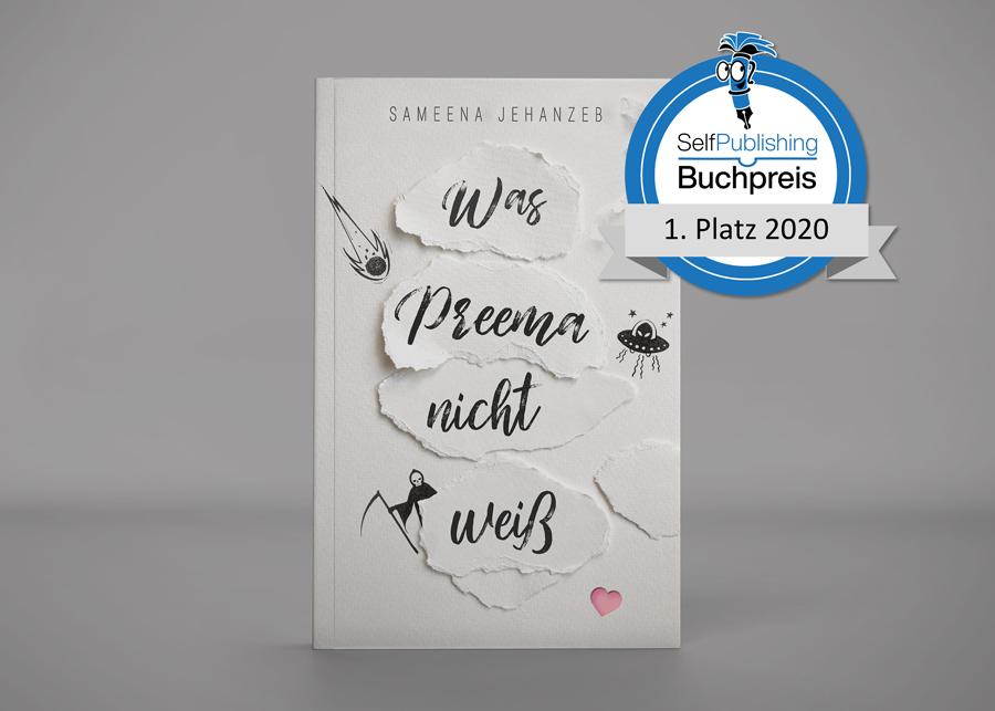 1. Platz: Selfpublisher Buchpreis 2020