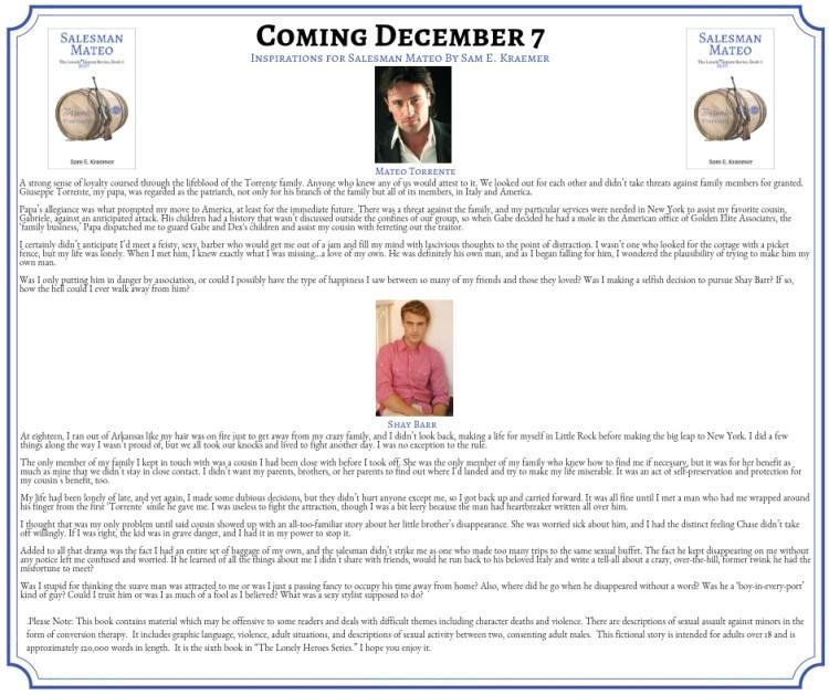 SalesMat 1st Announce