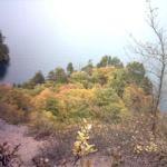 紅葉⑭(十和田湖瞰湖台)