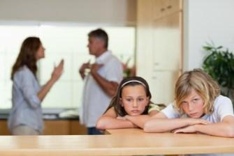 echtscheiding vertellen aan kinderen