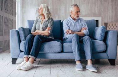 Scheiden op latere leeftijd