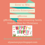 Enter to Win: Six Month Subscription to GMovies