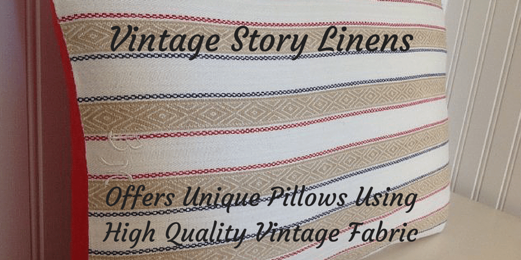 Vintage Story Linens