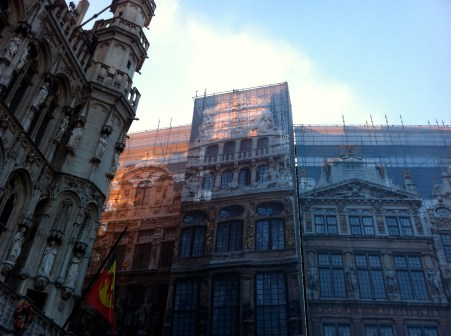 2014 Grand Place Brussels