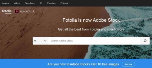 Adobe Photo Stock