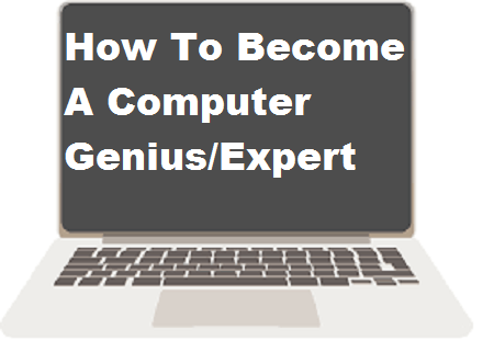 Become a computer genius