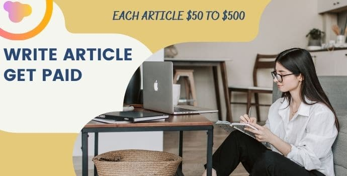 write article get paid