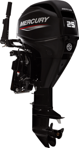 Fourstroke 2 5 25hp Mercury Marine