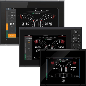 Gauges & Displays VesselView® | Mercury Marine