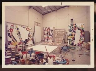Tokyo studio, Japan, 1974
