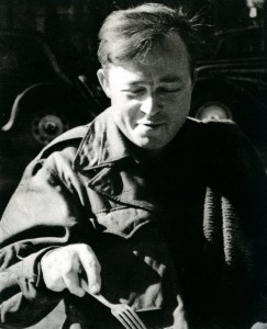 Francis in the U.S. Army Air Corps