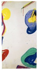 <em>Bright Ring Drawing (Untitled)</em>, 1964–65