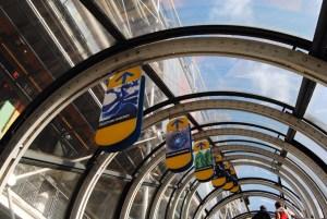 Centre Pompidou, Paris. (Photo by Fiona Vilmer.)