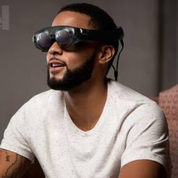 I'm excited about Magic Leap's Lightwear