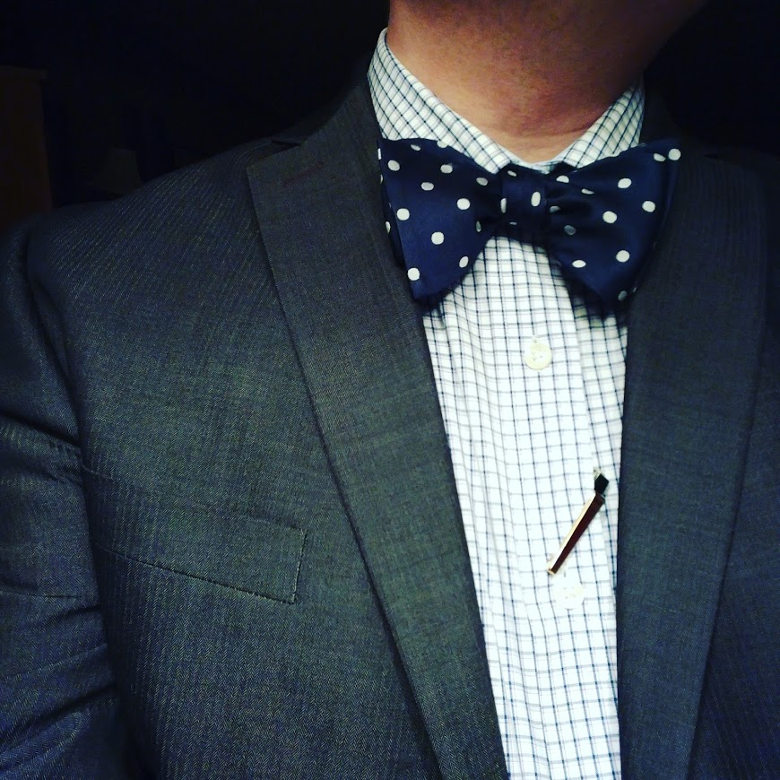 I Almost Forgot How to Tie a Bowtie 7