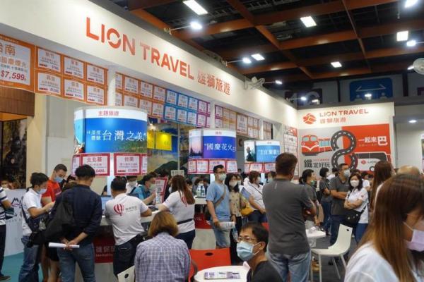 一秒「偽出國」韓國展攤超吸睛!台北國際觀光博覽會懂玩 旅遊業者拼國旅