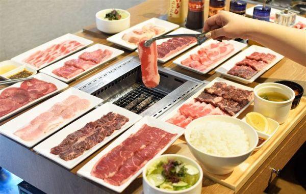 主打一人也能用餐的「燒肉LIKE」燒肉店單日限定 所有肉品半價