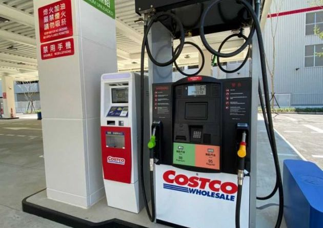 好康!好市多「加油站」中台灣試營運 每公升狂省3.2元