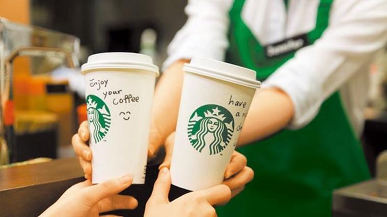 星巴克本周連兩天買一送一 丹堤、伯朗咖啡也參戰