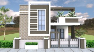House-Plans-11x15-with-3-Bedrooms