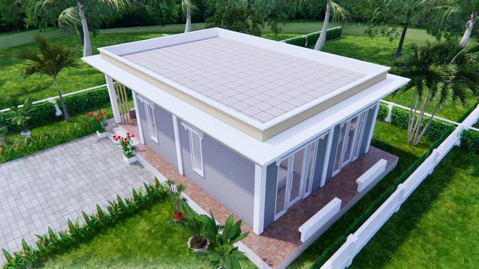 Best Small House Designs 9x6 Meter 30x20 Feet 2 Beds 4