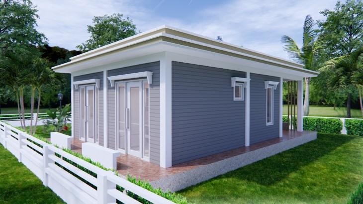 Best Small House Designs 9x6 Meter 30x20 Feet 2 Beds 5