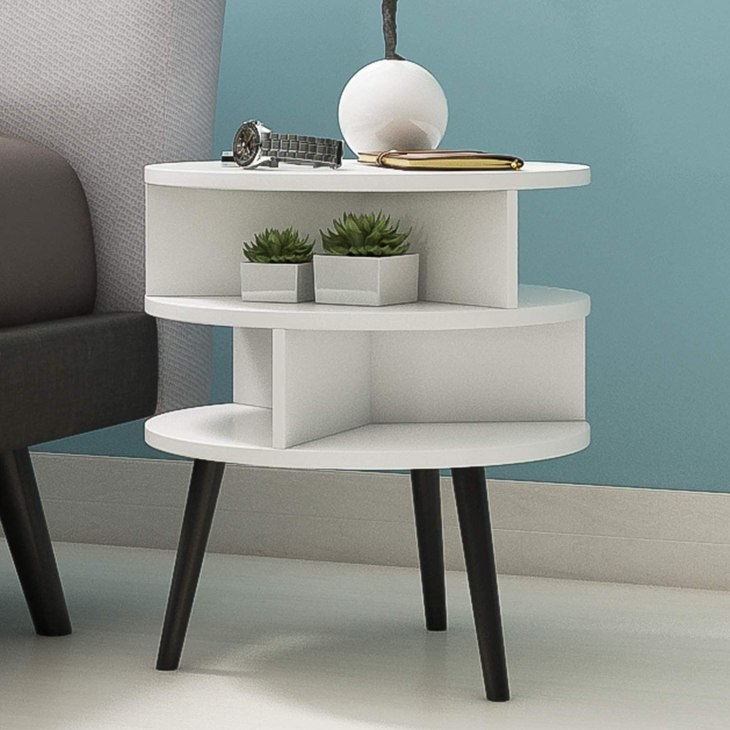 Best White Nightstand for Your Bedroom Decor