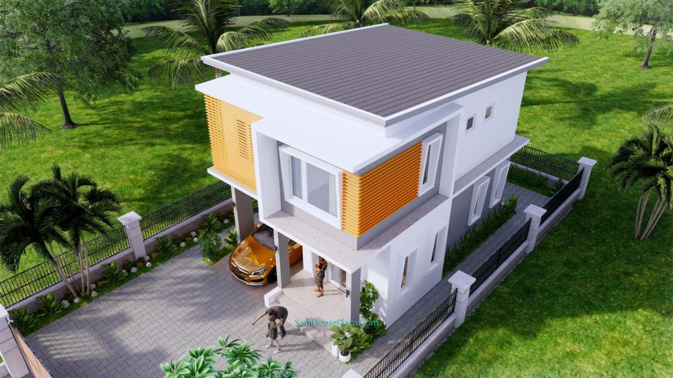 6x9 Free House Plans Download 3 Bedrooms Full Plans ROOF