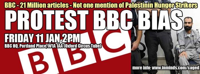 BBC-protest