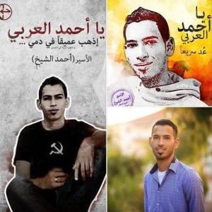Ahmad Sheikh, 23, of Anata